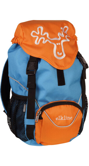 Elkline Tragichselbst Kinderrucksack marine-orange